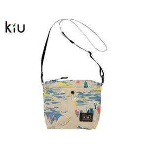 kiu/キウ  K75-138 防水 イージー サコッシュ 【W20.5cm×H17cm×D4.5c...