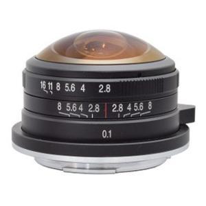LAOWA/ラオワ  LAO0048  4mm F/2.8 MFT Circular Fisheye マイクロフォーサーズ用|murauchi