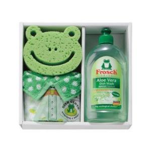 PRAIRIE DOG/プレーリードッグ  フロッシュ キッチン洗剤ギフト/グリーン/FRS−515 GR|murauchi