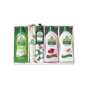 フロッシュ 洗濯用洗剤&柔軟剤&食器用洗剤セット  FRR-750|murauchi