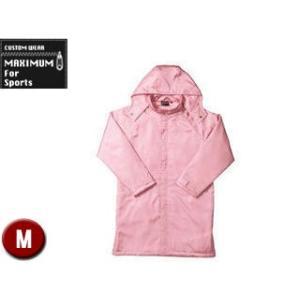 MAXIMUM/マキシマム  MJ0055-9 アクティブサーモコート  【M】 (ピンク)|murauchi