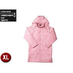 MAXIMUM/マキシマム  MJ0055-9 アクティブサーモコート  【XL】 (ピンク)|murauchi