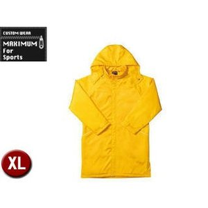 MAXIMUM/マキシマム  MJ0055-10 アクティブサーモコート  【XL】 (イエロー)|murauchi