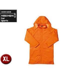 MAXIMUM/マキシマム  MJ0055-13 アクティブサーモコート  【XL】 (オレンジ)|murauchi