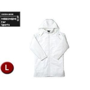 MAXIMUM/マキシマム  MJ0055-15 アクティブサーモコート  【L】 (ホワイト)|murauchi