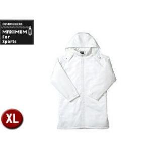 MAXIMUM/マキシマム  MJ0055-15 アクティブサーモコート  【XL】 (ホワイト)|murauchi