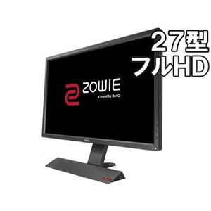 BenQ/ベンキュー  TNパネル採用 フルHD27型ワイドゲーミングディスプレイ ZOWIE RL...