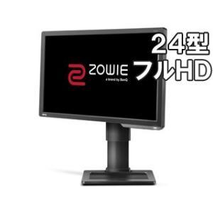 BenQ/ベンキュー  【納期2月中旬】TNパネル採用 フルHD24型ワイドゲーミングディスプレイ ...