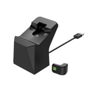 サイバーガジェット  CYBER・置くだけで充電できるコントローラースタンド(PS4用)ブラック C...