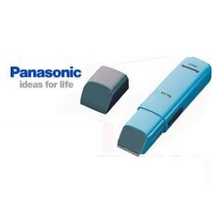 Panasonic/パナソニック  ER803PP-A(青)  ペットクラブ 犬用バリカン部分カット用|murauchi