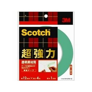 3M/スリーエムジャパン  超強力両面テープ STD-12