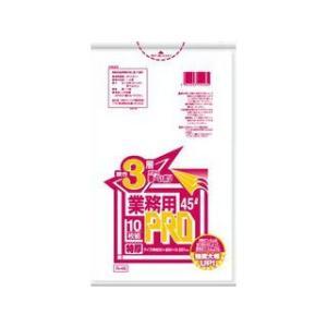 業務用PROゴミ袋 半透明 複合3層特厚 70L R−78C(200枚)