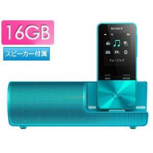 SONY/ソニー NW-S315K-L(ブルー...の関連商品9