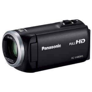 Panasonic/パナソニック  HC-V480MS-K(ブラック) デジタルハイビジョンビデオカメラ