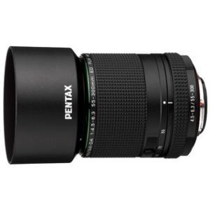 PENTAX/ペンタックス  HD PENTAX-DA 55-300mmF4.5-6.3ED PLM WR RE 望遠ズームレンズ
