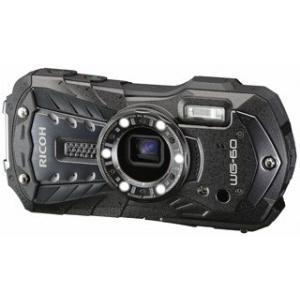 RICOH/リコー  RICOH WG-60(ブラック) 防水コンパクトデジタルカメラ|murauchi