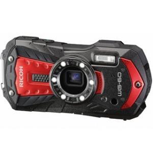 RICOH/リコー  RICOH WG-60(レッド) 防水コンパクトデジタルカメラ