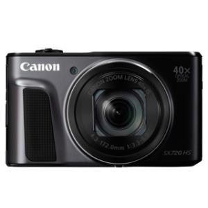 CANON/キヤノン  PowerShot SX720 HS(ブラック)【catokka】 |murauchi