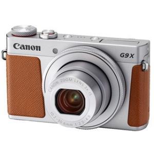 CANON/キヤノン  PowerShot G9X Mark II (シルバー) PSG9XSL 1718C004|murauchi