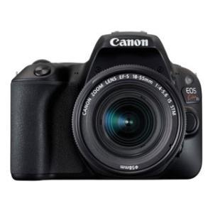 CANON/キヤノン  EOS Kiss X9(ブラック)・EF-S18-55 IS STM レンズキット 2248C002|murauchi