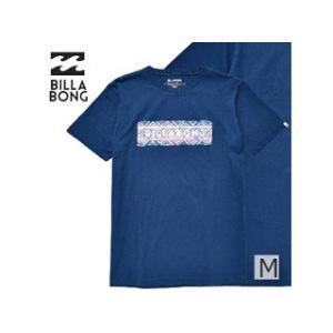 BILLABONG/ビラボン  AI012201NVTM メンズ Tシャツ 【NVY Mサイズ】|murauchi