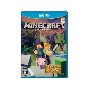 Microsoft/マイクロソフト  【納期10月下旬】MINECRAFT: Wii U EDITION【Wii U】|murauchi