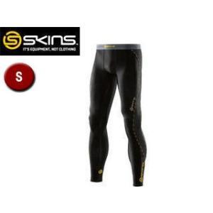 SKINS/スキンズ  DK9905001-BKYL DNAMIC メンズ ロングタイツ 【S】 (ブラック×イエロー) murauchi