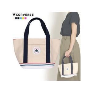 【nightsale】 CONVERSE/コンバース  ★【在庫限り】キャンバスランチトートバッグ (オフホワイト/C1851074)|murauchi