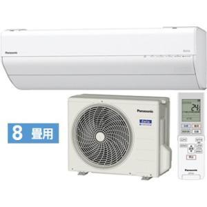 Panasonic/パナソニック  CS-GX259C(W) 「ナノイーX」搭載エアコン Eolia...