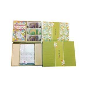 今治タオル×香るお茶・和菓子詰合せ   ITW−15 murauchi