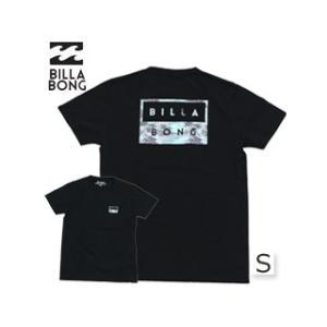 BILLABONG/ビラボン  メンズTシャツ【DECAL CUT/BLK】S■USAコットン■|murauchi