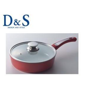 D&S/デザインアンドスタイル  DSFD24 アルミFディープパン24WHRE murauchi