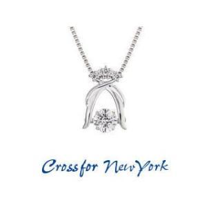 Crossfor NewYork/クロスフォーニューヨーク  ダンシングストーン ネックレス 【NYP-578】Iris murauchi