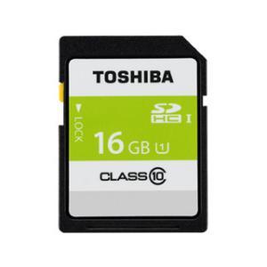 TOSHIBA/東芝 SDHCカード 16GB ...の商品画像