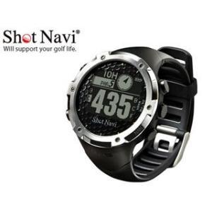 TECHTUIT/テクタイト  W1-FW ShotNavi/ショットナビ 腕時計型タイプ (ブラック)