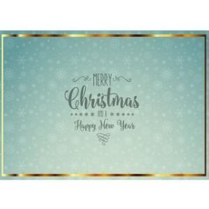 SEI Scratch/セイスクラッチ  【期間限定】 SEI-SC-01  クリスマスカード1  【グリーン】|murauchi