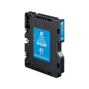 ECIRC41C GC41C互換リサイクルインクカートリッジ