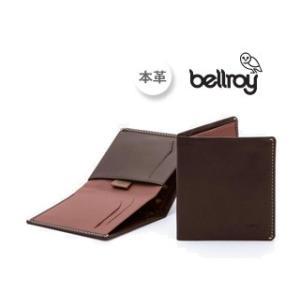 Bellroy/ベルロイ  Note Sleeve/ノートスリーブウォレット  【Java ジャワ】 WNSC|murauchi