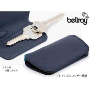 Bellroy/ベルロイ  EKCA キーケース 【Blue】|murauchi