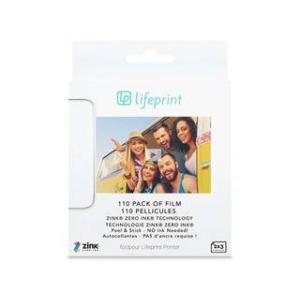 LIFEPRINT  LifePrint(ライフプリント)2x3 専用フォトシール紙 110枚 PH...