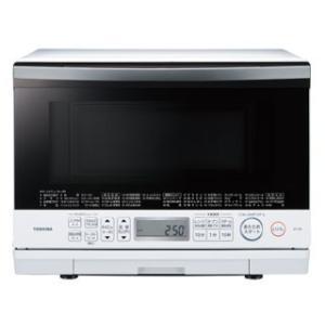 TOSHIBA/東芝  【納期2月上旬以降】ER-TD80-W(グランホワイト) 過熱水蒸気オーブンレンジ