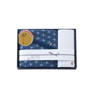 藍ごころ タオルセット  IG-1940 murauchi
