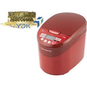 【nightsale】 山本電気  YAMAMOTO ライスクリーナー Bisen 家庭用精米機 【1合〜5合】 (レッド) YE-RC41-R|murauchi