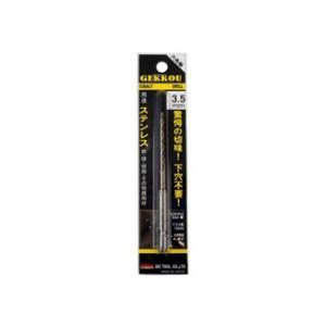BIC TOOL/ビックツール  六角軸月光ドリル 3.5mm 6GK3.5|murauchi