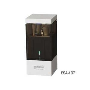 ESA107 電動歯ブラシヘッドをしっかり除菌。どこにでもフィットするスクエアコンパクト。