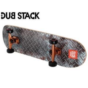 DUB STACK ダブスタック DSB111-GY コンプリート スケートボード スターターモデル Gray の商品画像|ナビ