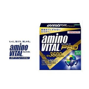Ajinomoto/味の素  16AM1620 アミノバイタル プロ 【30本入箱】|murauchi