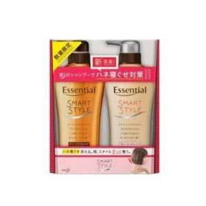 花王  エッセンシャル スマートスタイル シャンプー&コンデショナーポンプセット 960ML|murauchi