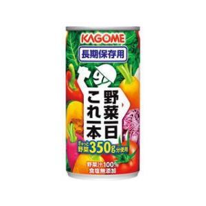 カゴメ 野菜一日これ一本長期保存用(30缶)   6603|murauchi