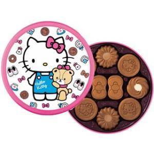 ハローキティココアクッキー缶   32796|murauchi
